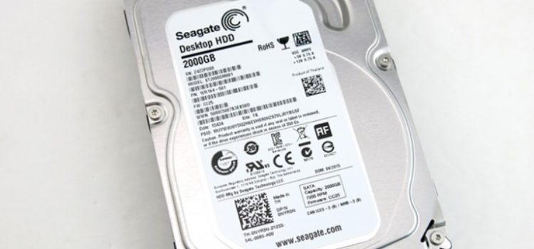 ST2000DM001 Seagate Barracuda 2TB